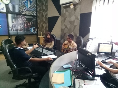 Live On Air Radio Suara Banjarnegara