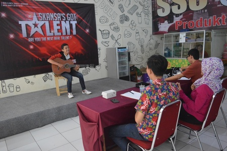 Audisi 1 Skansa's Got Talent Th 2019